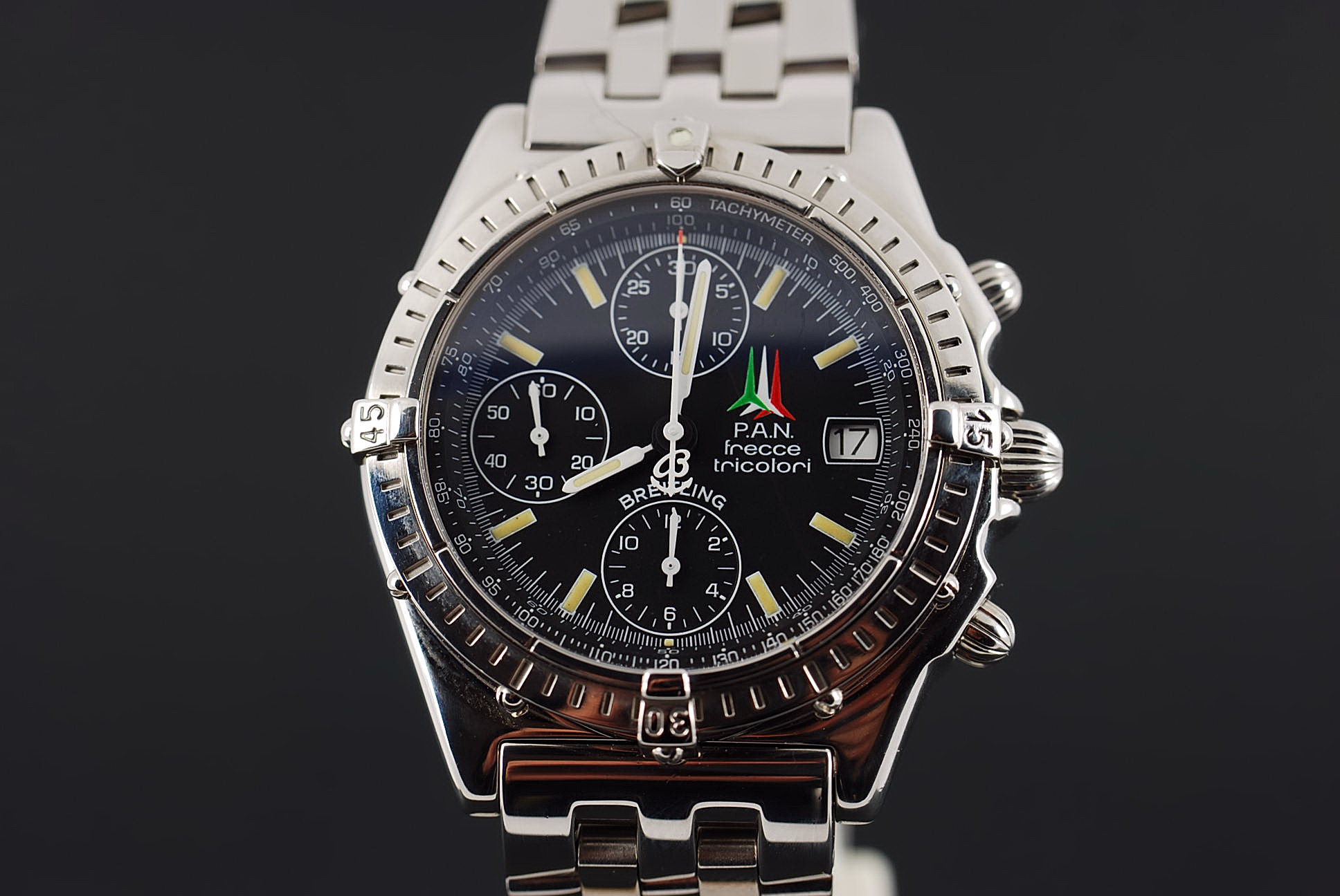 Breitling Special Edition >> Breitling Frecce Tricolori for sale!Contiwatch